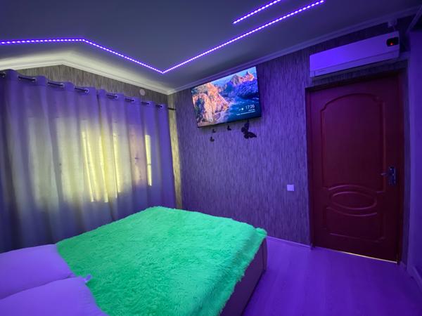 Частный Геленджик, ванная и санузел для № 3 и № 4