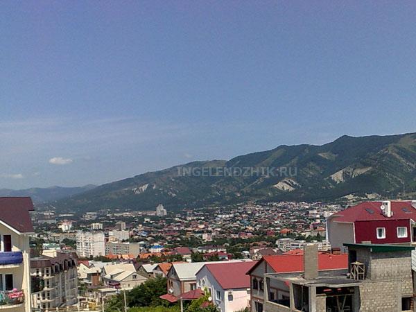 Геленджик частный сектор, фото вид на город